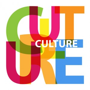 Vector Culture. Broken text