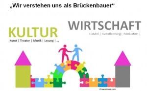 Brückenbauer - Kultur und Wirtschaft