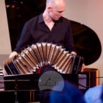 CHristian Gerber am Bandoneon