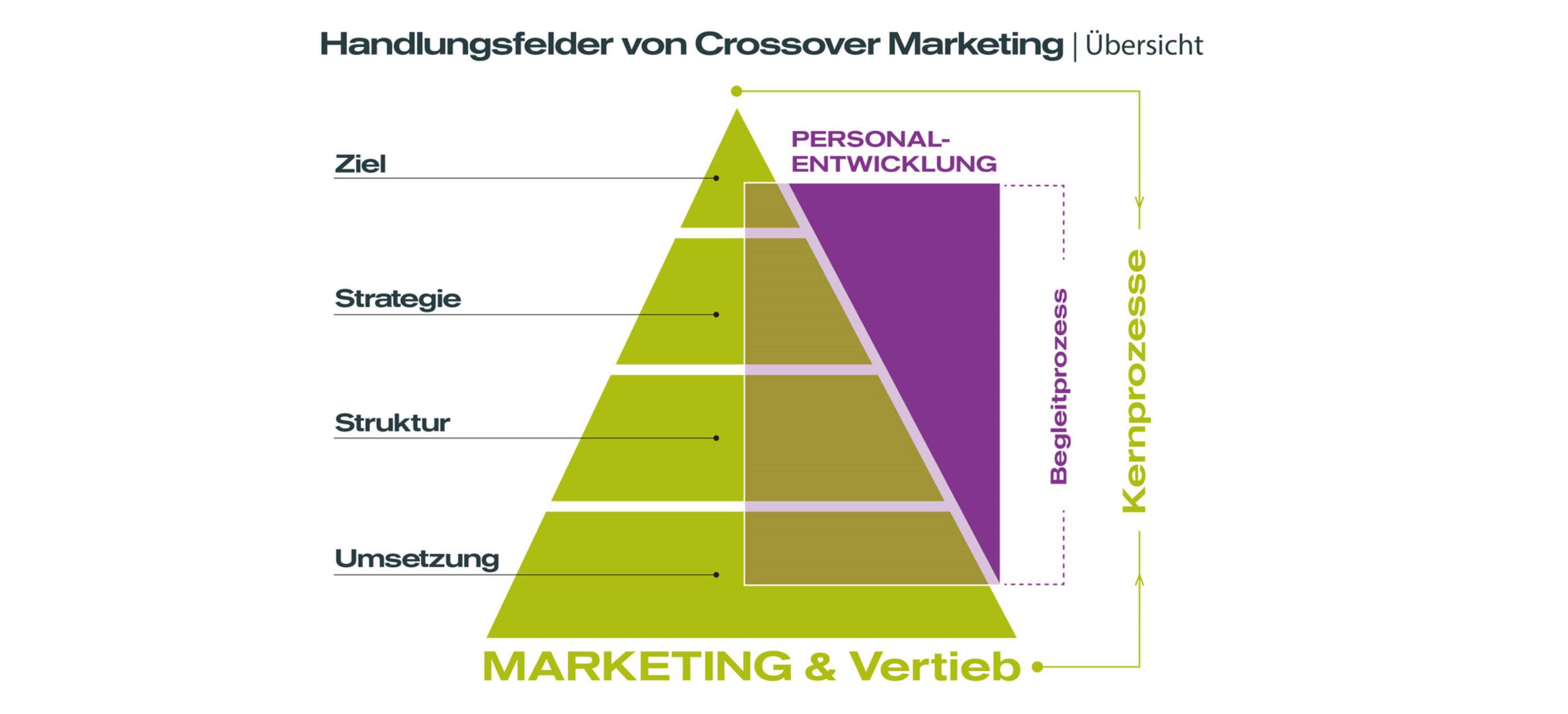 crossover marketing wir für sie Handlungsfelder