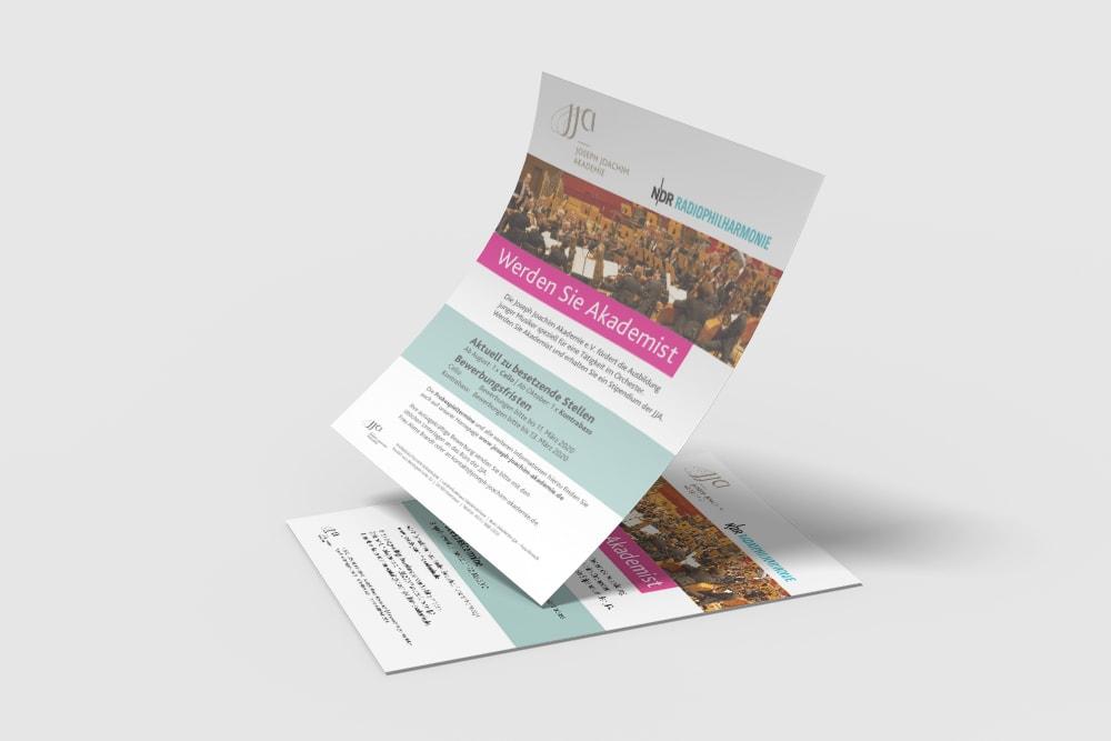 Crossover-Marketing-Hannover-Kunden-JJA-Plakat